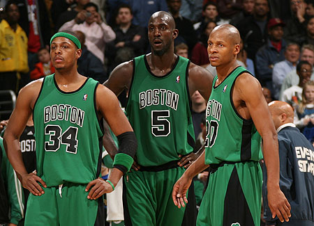 """8531bdb8333 The """"Old"""" Boston Celtics: Built On Experience & Poise Under Pressure"""