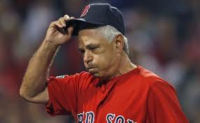 """Red Sox manager Bobby Valentine"""