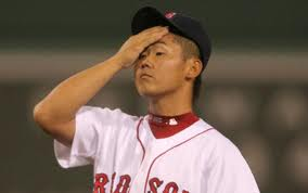"""Dice-K Matsuzaka Boston Red Sox"""
