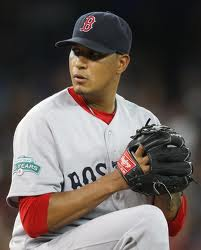 """Felix Doubront starting pitcher Boston Red Sox"""