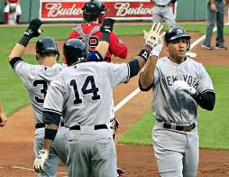 """""""New York Yankees beat Red Sox July 7, 2012"""""""