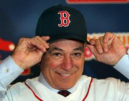 """Boston Manager Bobby Valentine"""