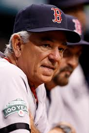 """Bobby Valentine Boston Red Sox manager"""
