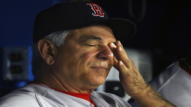 """Bobby Valentine Boston Manager"""