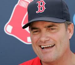 """New Boston Red Sox Manager John Farrell"""