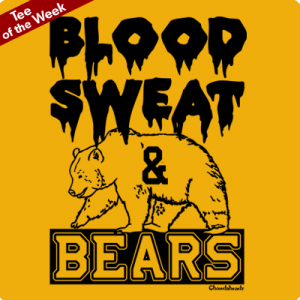 Blood Sweat Bears