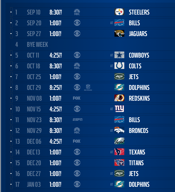 Pats_schedule