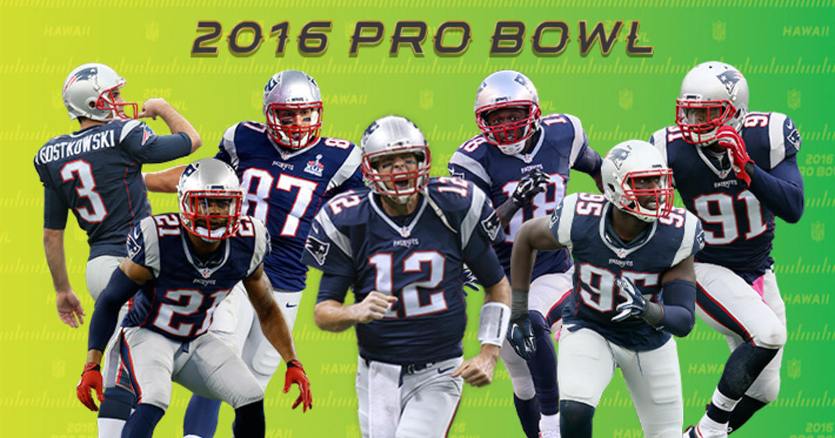 the latest fcb6c 51afc Patriots ain't playing in no Pro Bowl