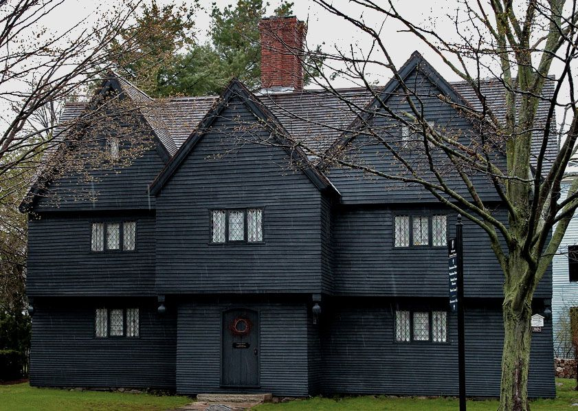 5 Things You Should Know About The Witch House Salem