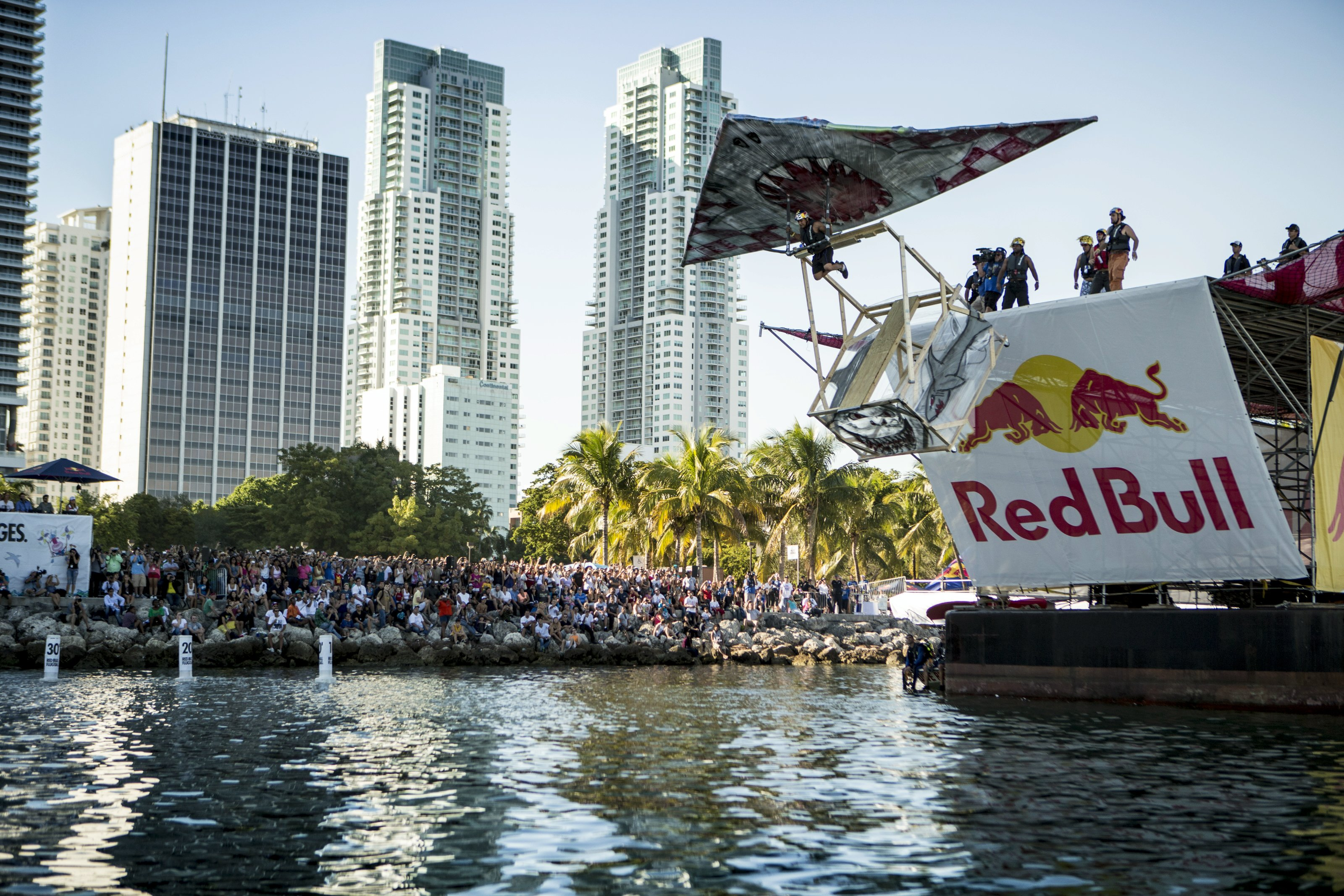 Red Bull Flugtag at Boston