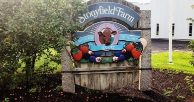 Dairylicious Story of Stonyfield Farm
