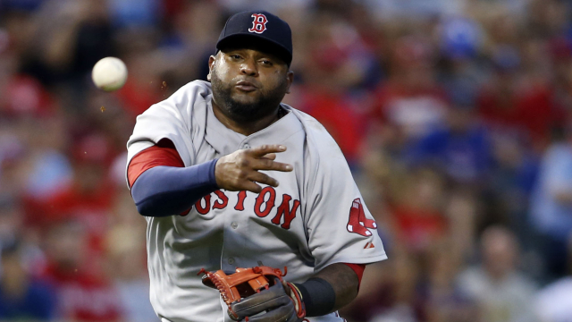 sandoval red sox