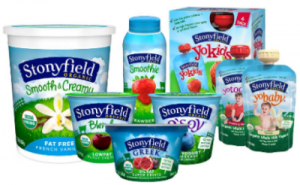 Stonyfield Products