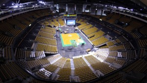 TD Garden Boston Celtics