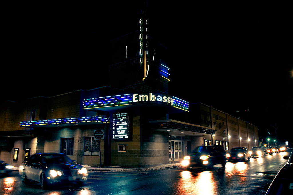 Embassy Cinemas