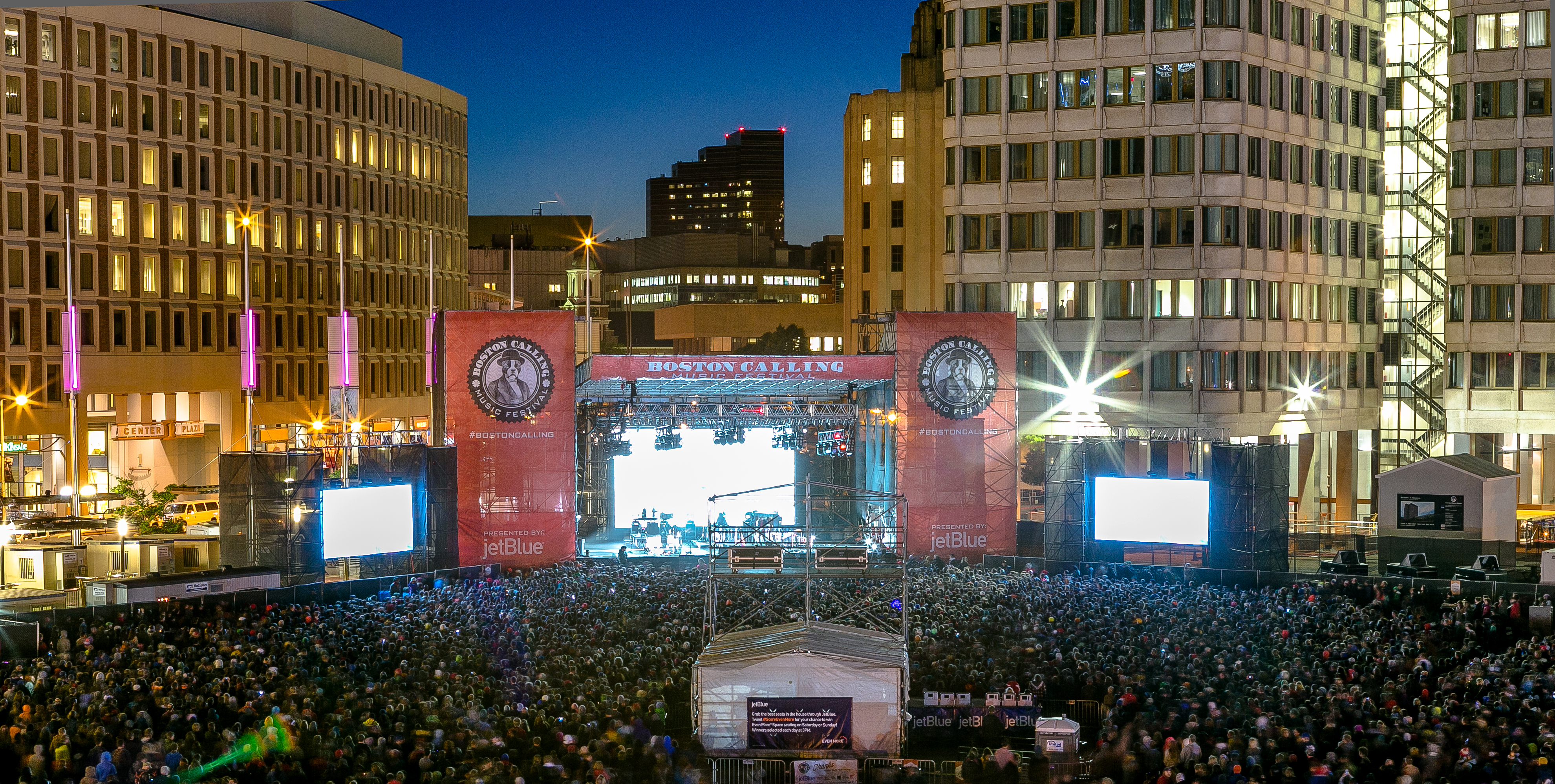 Boston Calling Huffington Post 2013