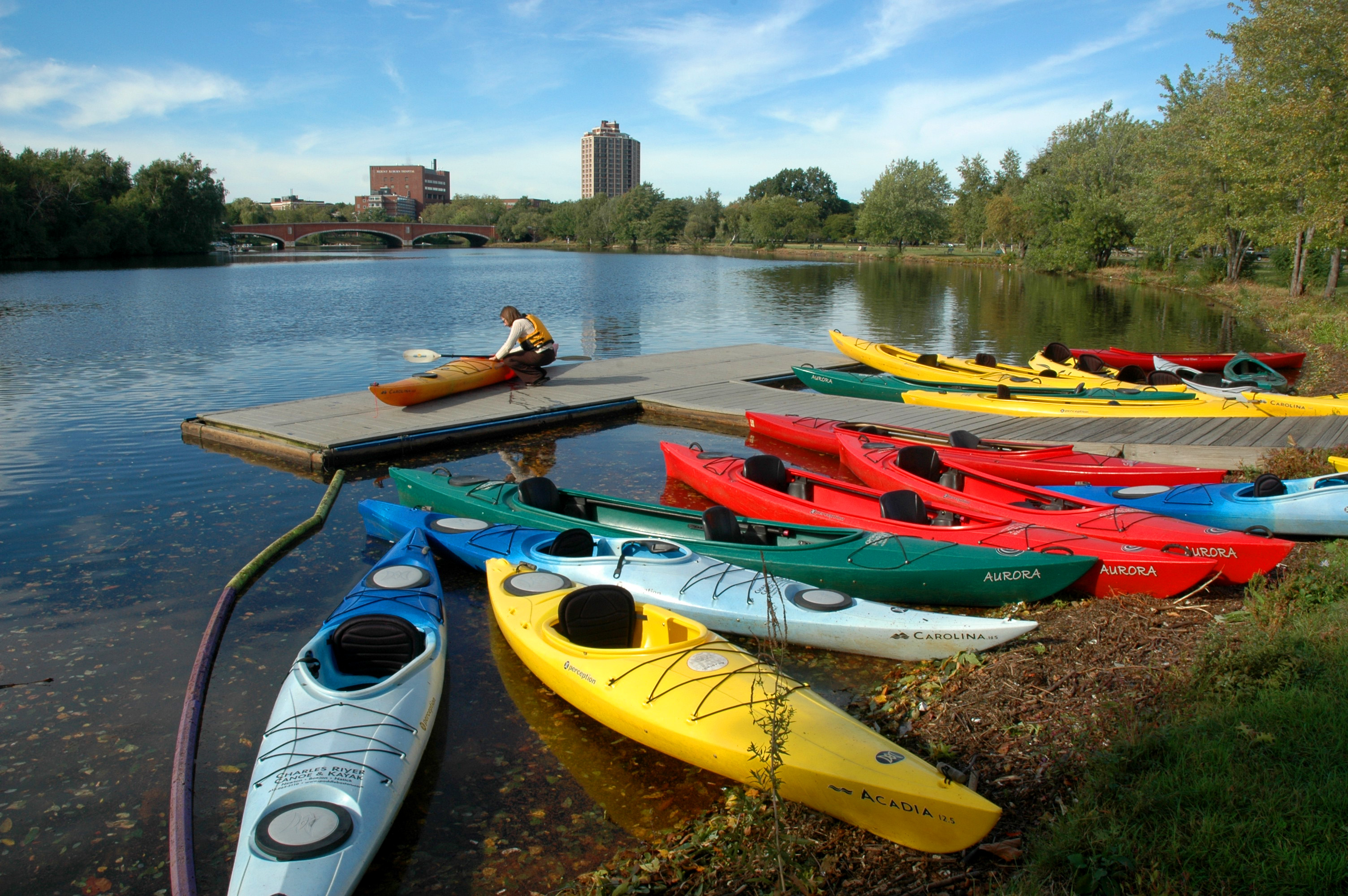 Boston Kayaking