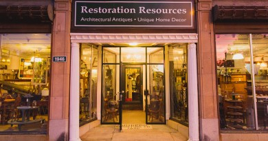 5 Amazing things at Restoration Resources