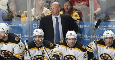 Bruins might benefit from a coaching change