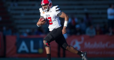 Jacoby Brissett Eager to Learn from Brady