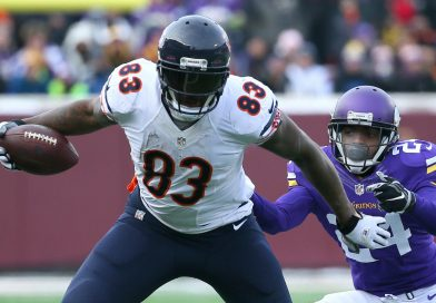 Pats tight end Martellus Bennett doubles as a children's author