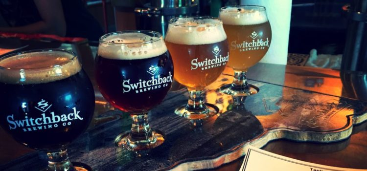Switchback Brewing, Burlington, Vermont