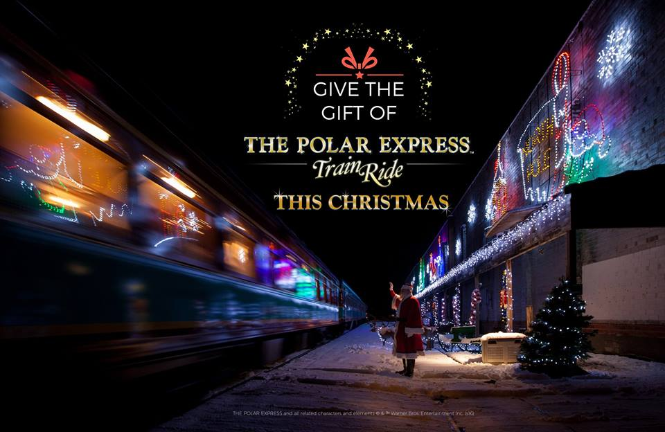 Christmas Train Ride.Cape Cod S Polar Express Puts All Other Christmas Train